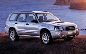 Subaru Forester Type 2