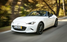 HMK TitleCarMatsBefore MX-5 Typ 3