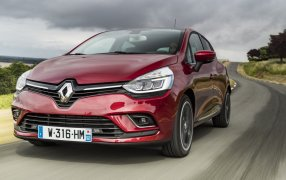 Renault Clio Typ 5