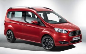 Ford Courier Tourneo