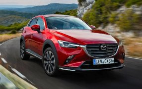 HMK TitleCarMatsBefore CX-3 Typ 2