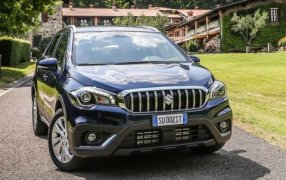 HMK TitleCarMatsBefore S-Cross Type 1 Facelift