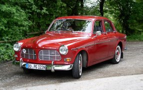 Volvo Amazon Automaat