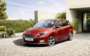 Ford C-MAX Type 2 Facelift