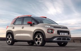 HMK TitleCarMatsBefore Citroen C3 Aircross