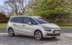 HMK TitleCarMatsBefore C4 Picasso Typ 2 Facelift