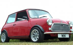 HMK TitleCarMatsBefore Mini Cooper 1970 .