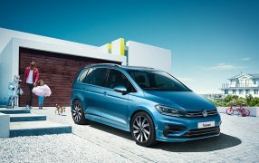 volkswagen touran fu matten f r alle modelle. Black Bedroom Furniture Sets. Home Design Ideas