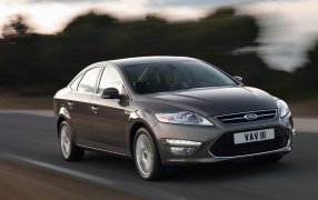 Ford Mondeo  Typ 4