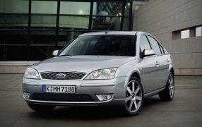 Ford Mondeo  Typ 2