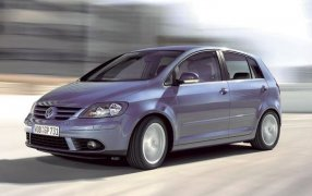 HMK TitleCarMatsBefore Volkswagen Golf Plus.