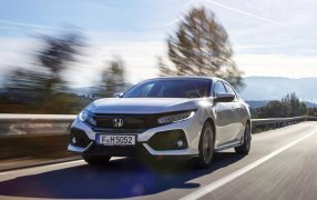 Honda Civic Typ 10