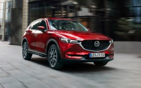 HMK TitleCarMatsBefore CX-5 Typ 2