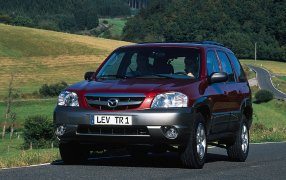 Mazda Tribute Typ 2