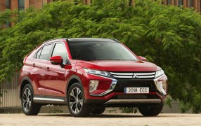 HMK TitleCarMatsBefore Mitsubishi Eclipse Cross