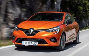 Renault Clio Typ 6