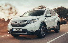 HMK TitleCarMatsBefore CR-V Typ 6