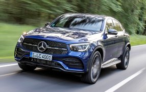 HMK TitleCarMatsBefore GLC C253