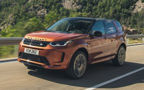HMK TitleCarMatsBefore Discovery Sport Typ 2