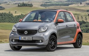 Smart Forfour W453