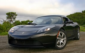 HMK TitleCarMatsBefore Tesla  Roadster.