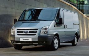 Ford Transit Type 2 Facelift