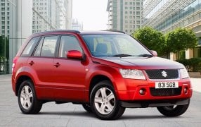 HMK TitleCarMatsBefore Grand Vitara Type 2 Automaat