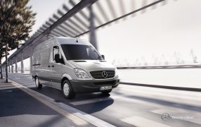 Mercedes Sprinter 3 Typ 1