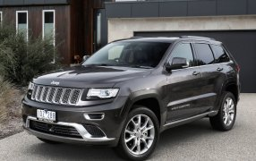 HMK TitleCarMatsBefore Grand Cherokee WK2