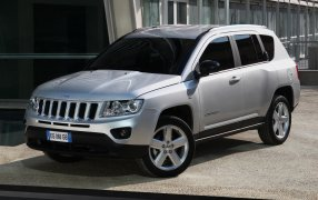 Jeep Compass Typ 1