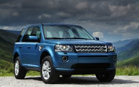 HMK TitleCarMatsBefore Freelander Type 4