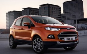 Ford EcoSport Typ 1