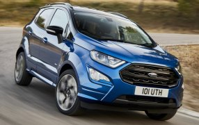 Ford EcoSport Typ 2