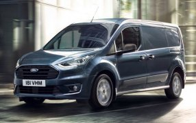 Ford Connect Transit typ 3
