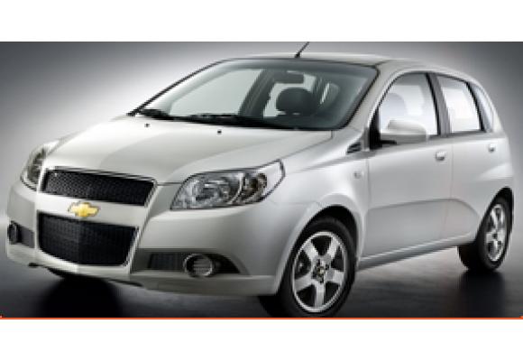 Gummimatten Chevrolet Aveo Original Qualität 4.teilig NEU!