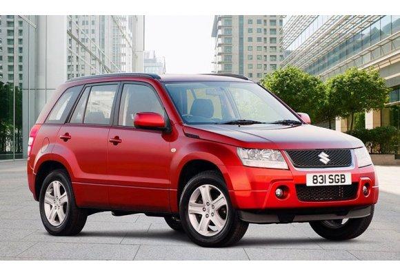 Autoteppiche Velours Suzuki Grand Vitara Passform NEU
