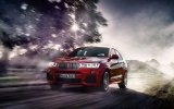 HMK TitleCarMatsBefore BMW X4.