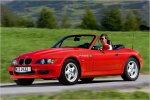 HMK TitleCarMatsBefore BMW Z3 (E36/7).