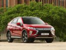 Kofferraummatten Mitsubishi Eclipse Cross.