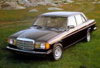 HMK TitleCarMatsBefore Mercedes W123.