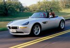 HMK TitleCarMatsBefore BMW Z8.