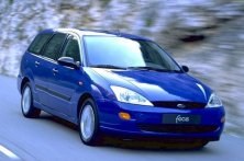 Ford Focus  Type 1